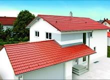 Prawidłowa wentylacja i odprowadzanie wilgoci z wnętrza domu odbywa się nie tylko przez kominy i ciągi wentylacyjne, lecz także przez szczeliny wentylacyjne utworzone pomiędzy warstwami dachu.