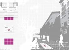 Prace finałowe w konkursie na nośnik reklamy zewnętrznej na Alei Marszałkowskiej