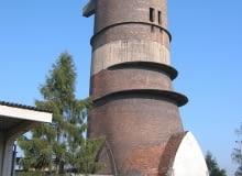 Wieża wyciągowa w Rybniku
