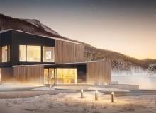 Gotowe projekty domów z prefabrykatów w skandynawskim stylu
