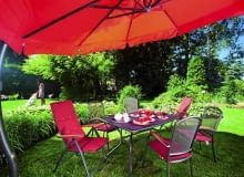 komplet mebli ogrodowych, meble do ogrodu i na taras