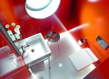 Wielkość umywalki należy dopasować do funkcji i wielkości pomieszczenia - w niewielkiej toalecie wystarczy mała (około 40 cm), w rodzinnej łazience powinna mieć szerokość co najmniej 60 cm.