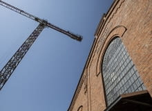 Muzeum Polskiej Wódki. Wieści z budowy