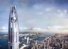 The Nakheel Tower Dubai
