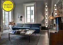 mieszkanie w eklektycznym stylu, desigm w domu, dom, oryginalny dom