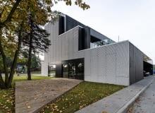 Nowa siedziba 'Wiadomości Wrzesińskich', projekt: Ultra Architects