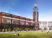 Rozbudowa warszawskiej Arkadii