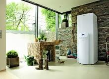 Pompa ciepła do ogrzewania domu i ciepłej wody