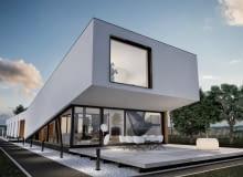 Projekt domu w Żorach