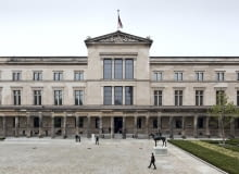 Neues Museum w Berlinie, proj. David Chipperfield