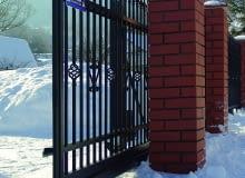 bramy wjazdowe, brama wjazdowa