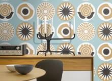 tapety, dekoracje ścian
