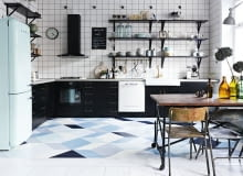Kuchnia w industrialnym stylu