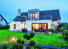 Dom pod Stargardem. 205 m2 - powierzchnia użytkowa, 1101 m2 - powierzchnia działki