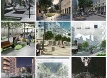 Konkurs architektoniczny 'Zmieniamy Abrahama' - miejski woonerf w Gdyni