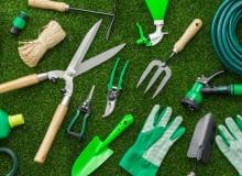 Narzędzia niezbędne w każdym ogrodzie