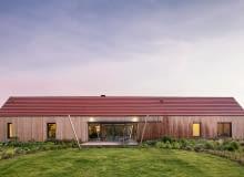 Dom pod Poznaniem, projekt Studio GAB
