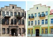 Białystoku nie idź tą drogą! Kamienica wpisana do rejestru zabytków (przed i po)