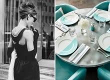 Blue Box Cafe w Tiffany & Co.