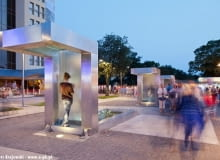 międzyzdroje, promenada, przestrzeń publiczna, wypoczynek, morze, krajewski