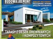 Okładka miesięcznika Ładny Dom 08/2013