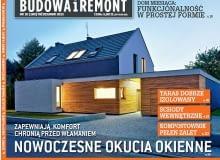 Okładka miesięcznika Ładny Dom 10/2013