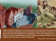 odbudowa, poznań, projekt, zamek
