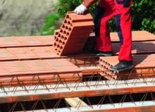koszt budowy domu, stropy