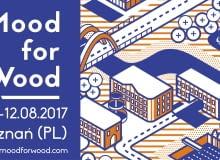 Warsztaty Mood for Wood - plakat