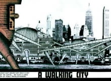 archigram, walking city