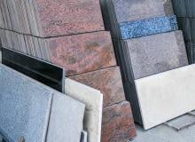 Płyty elewacyjne - granit