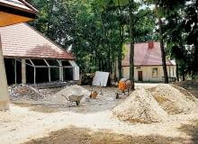 działka budowlana, budowa domu