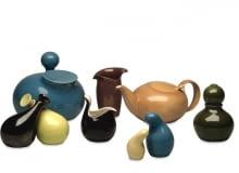ceramika; projekt: Eva Zeisel