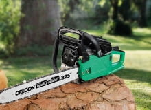 piła łańcuchowa, narzędzie ogrodowe, narzedzia do cięcia drewna
