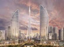 The Tower w Dubaju