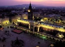 1257, Krakow, Poland --- Rynek Glowny --- Image by Maurizio Borgese/Hemis/Corbis