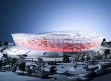 stadion narodowy, stadion, euro 2012, warszawa, sport, GMP, Schlaich