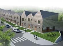 projekt, mieszkaniówka, osiedle, polska architektura, arc2, wrocław, dom jednorodzinny, mikmak house