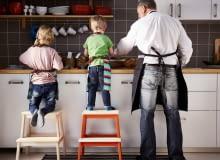 Gotowanie z najmłodszymi - o czym pamiętać, urządzając kuchnię dla całej rodziny?