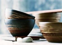 Ceramiczne miski
