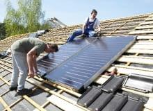 Zastosowanie kolektorów słonecznych do podgrzewania wody będzie szczególnie opłacalne, gdy mamy liczną rodzinę