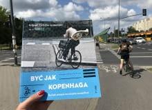 Książka 'Być jak Kopenhaga. Duński przepis na miasto szczęśliwe'.