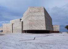 Filharmonia Foro Boca - projekt: Rojkind Arquitectos