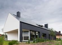 Dom w Kobylance - nowoczesne oblicze domu na wsi