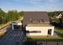 Dom w Bieruniu, projekt: RS+ Robert Skitek