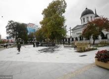 Skwer przy ul. Lipowej w Białymstoku