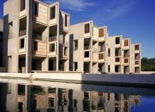 Louis Kahn, Instytut Salka, La Jolla, 1965r.