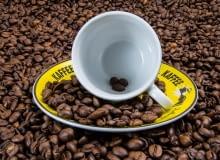 kawa, ziarna