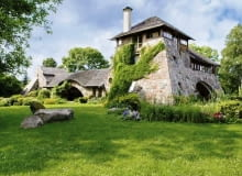 makabryła, kamień, czesław bielecki, dom jednorodzinny