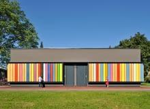 przedszkole, Słowenia, Lublana, Arhitektura Jure Kotnik